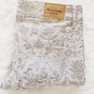 Abercrombie and Fitch Jegging Style pant Sz 0-25
